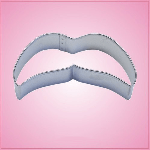 Moustache Cookie Cutter