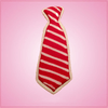 Necktie Cookie Cutter 2