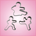 Ninja Men Cookie Cutter