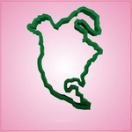 North America Cookie Cutter