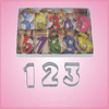 Number Cookie Cutter Set 2