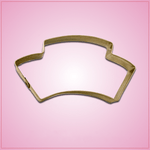 Mini Nurse Cap Cookie Cutter