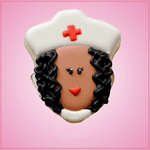 Nurse Head Cookie Cutter