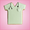Nurse Shirt Cookie Cutter