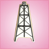 Oil Derrick Cookie Cutter