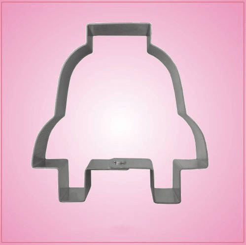 Oncoming Taxi Cookie Cutter