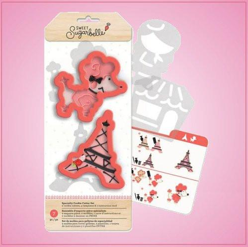Ooh La La Cookie Cutter Set