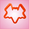 Orange Bat Cookie Cutter