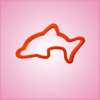 Orange Dolphin Cookie Cutter