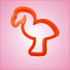 Orange Flamingo Cookie Cutter