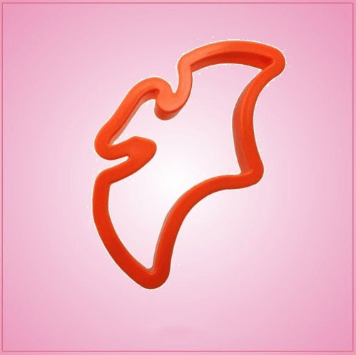 Orange Pterodactyl Cookie Cutter