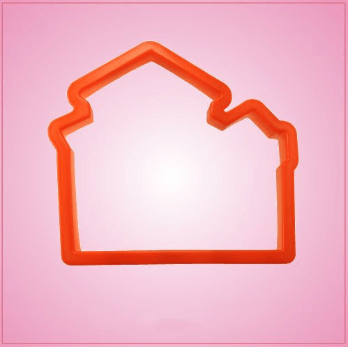 Orange School Cookie Cutter