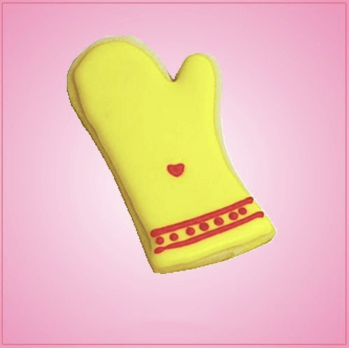 Oven Mitt Cookie Cutter