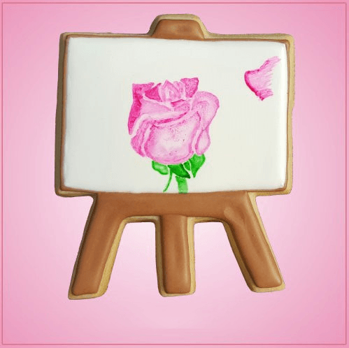 Paint Easel Cookie Cutter
