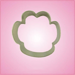 Paw Print Cookie Cutter 2