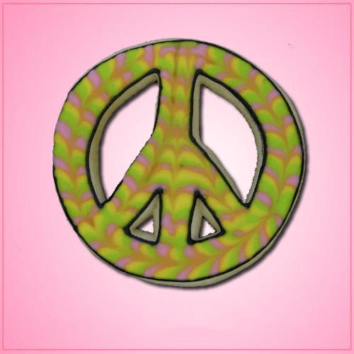Peace Symbol Cookie Cutter