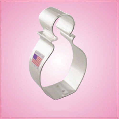 Perfume Bottle Cookie Cutter 2