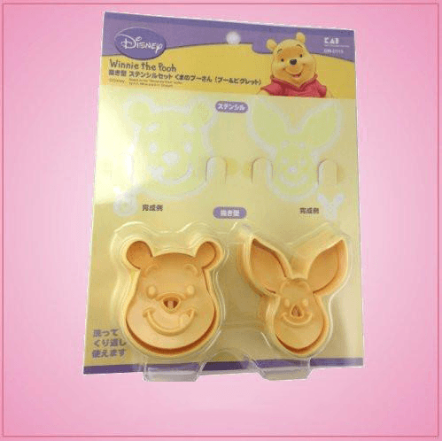 Piglet Cookie Cutter Set