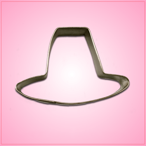 Pilgrim Hat Cookie Cutter