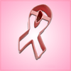 Pink Awareness Ribbon Cookie Cutter