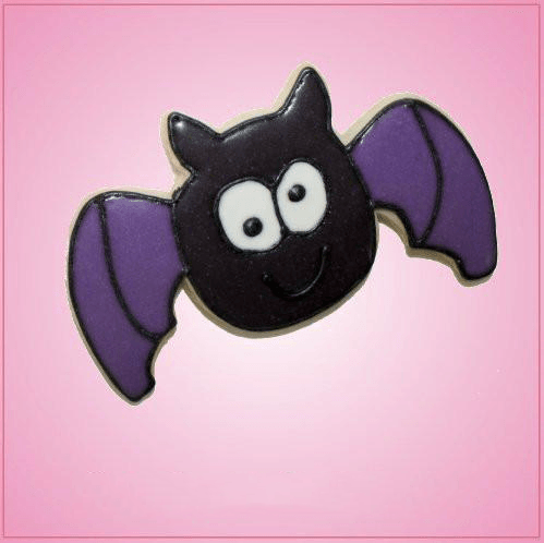 Pink Baxter Bat Cookie Cutter