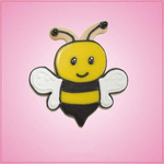 Pink Benny Bee Cookie Cutter