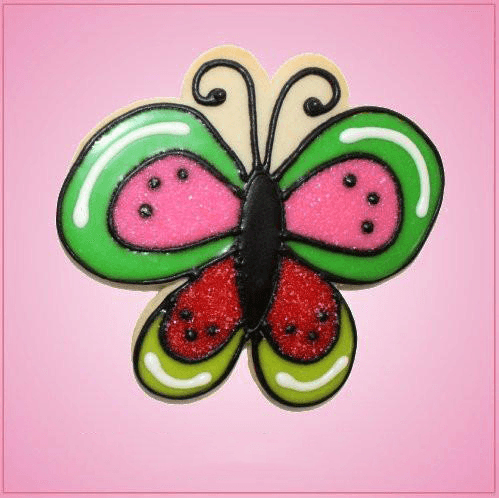 Pink Betty Butterfly Cookie Cutter