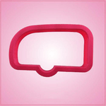 Pink Camper Cookie Cutter