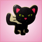 Pink Carla Cat Cookie Cutter
