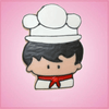 Pink Chef Carlo Cookie Cutter