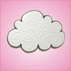 Pink Cloud Cookie Cutter
