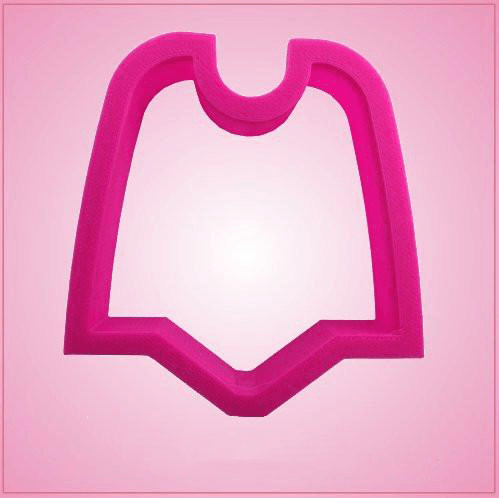 Pink Leotard Cookie Cutter