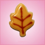 Pink Mini Fall Leaf Cookie Cutter