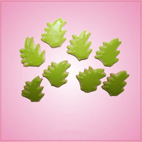 Pink Mini Grass Cookie Cutter
