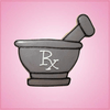 Pink Mortar And Pestle Cookie Cutter
