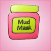Pink Mud Mask Jar Cookie Cutter