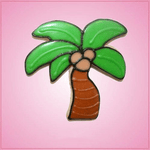 Pink Palm Tree Cookie Cutter