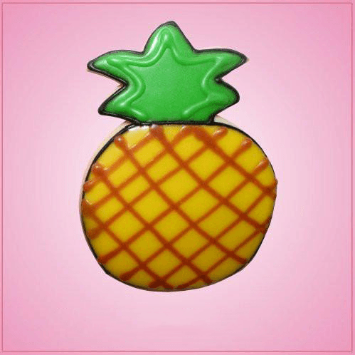 Pink Pineapple Cookie Cutter