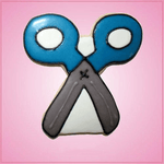 Pink Scissors Cookie Cutter