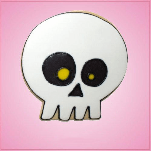 Pink Skull Cookie Cutter