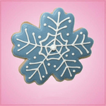 Pink Snowflake Cookie Cutter