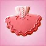 Pink Tutu Cookie Cutter