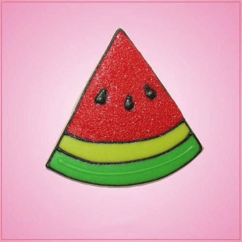 Pink Watermelon Triangle Slice Cookie Cutter