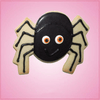Pink Wiggles Spider Cookie Cutter