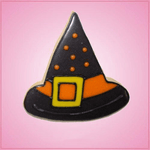Pink Witch Hat Cookie Cutter