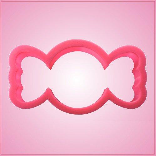 Pink Wrapped Candy Cookie Cutter