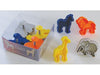 Plunger Style Animal Cookie Cutter Set