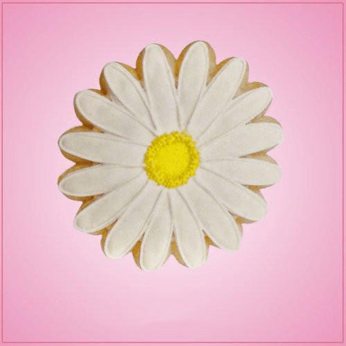 Plunger Style Daisy Cookie Cutter