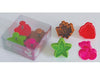 Plunger Style Fruit Cookie Cutter Set