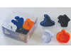 Plunger Style Halloween Cookie Cutter Set